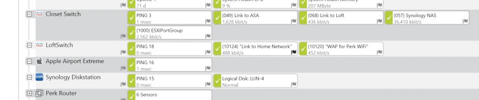 HomeLab Software QuickTip: PRTG – TDSheridan Lab