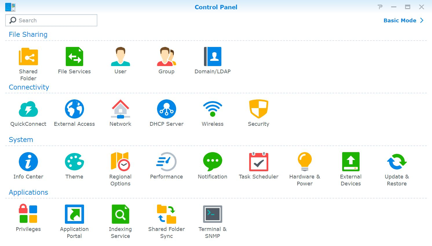 Synology Project Part 6: Creating a User Account