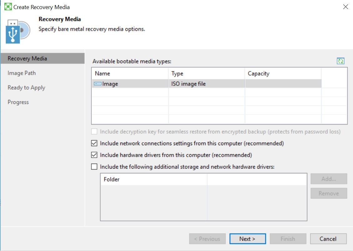 Synology Project Part 10: Veeam Agent for Windows back up to a NAS